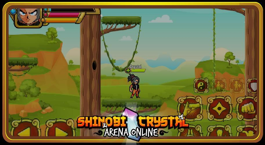 Shinobi Crystal Arena Online 11 Screenshot 8