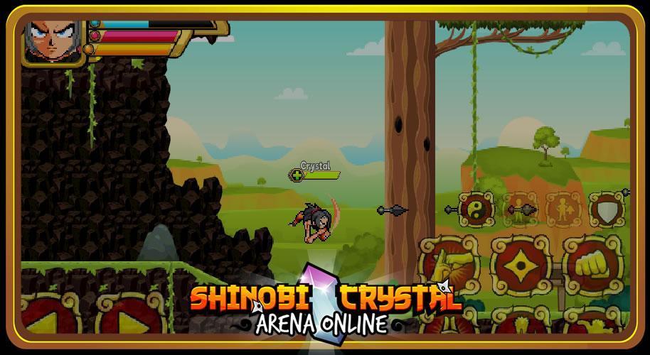 Shinobi Crystal Arena Online 11 Screenshot 9