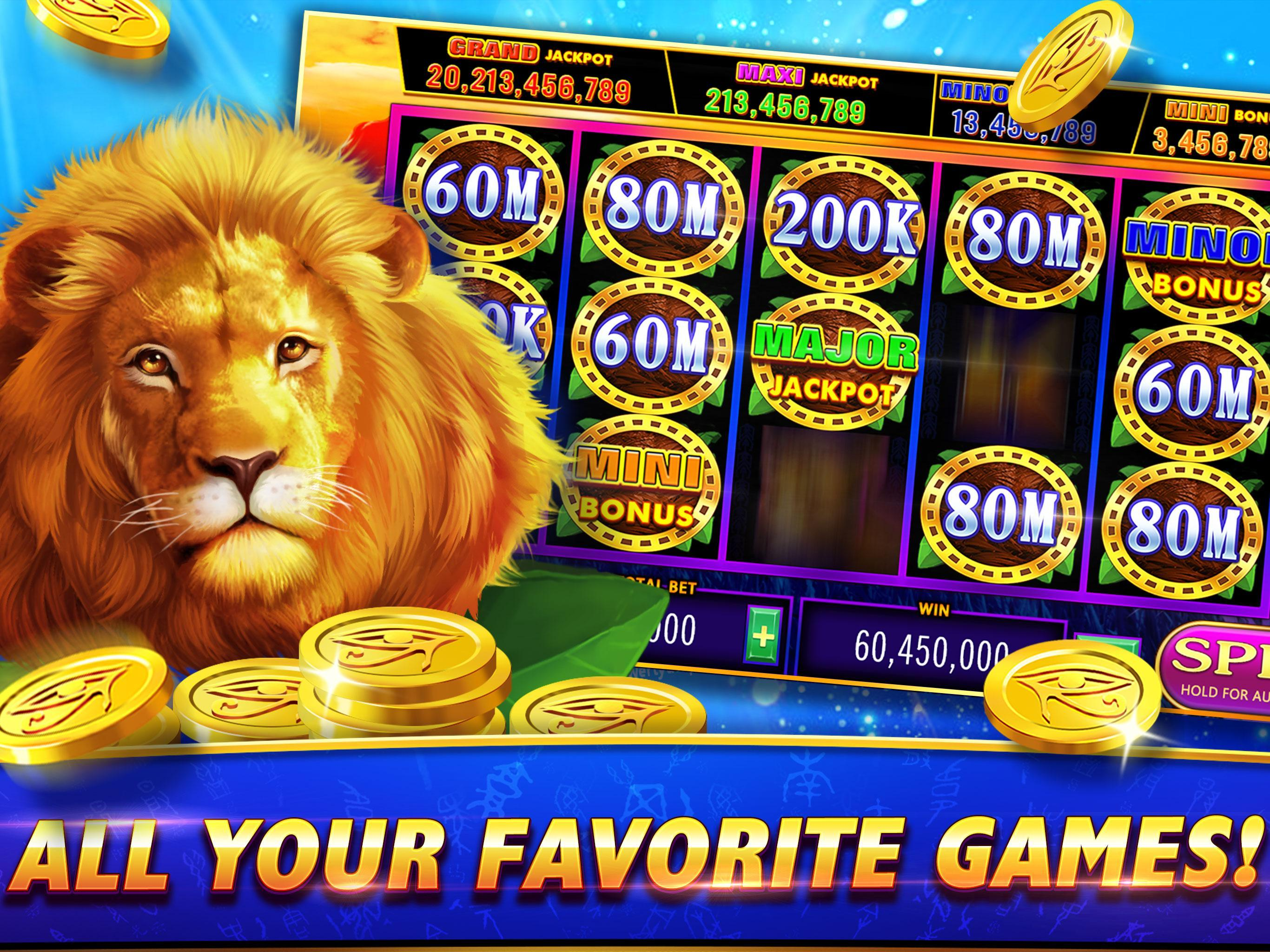 Thunder of Pyramid Slots - Free Casino 5.0 Screenshot 10