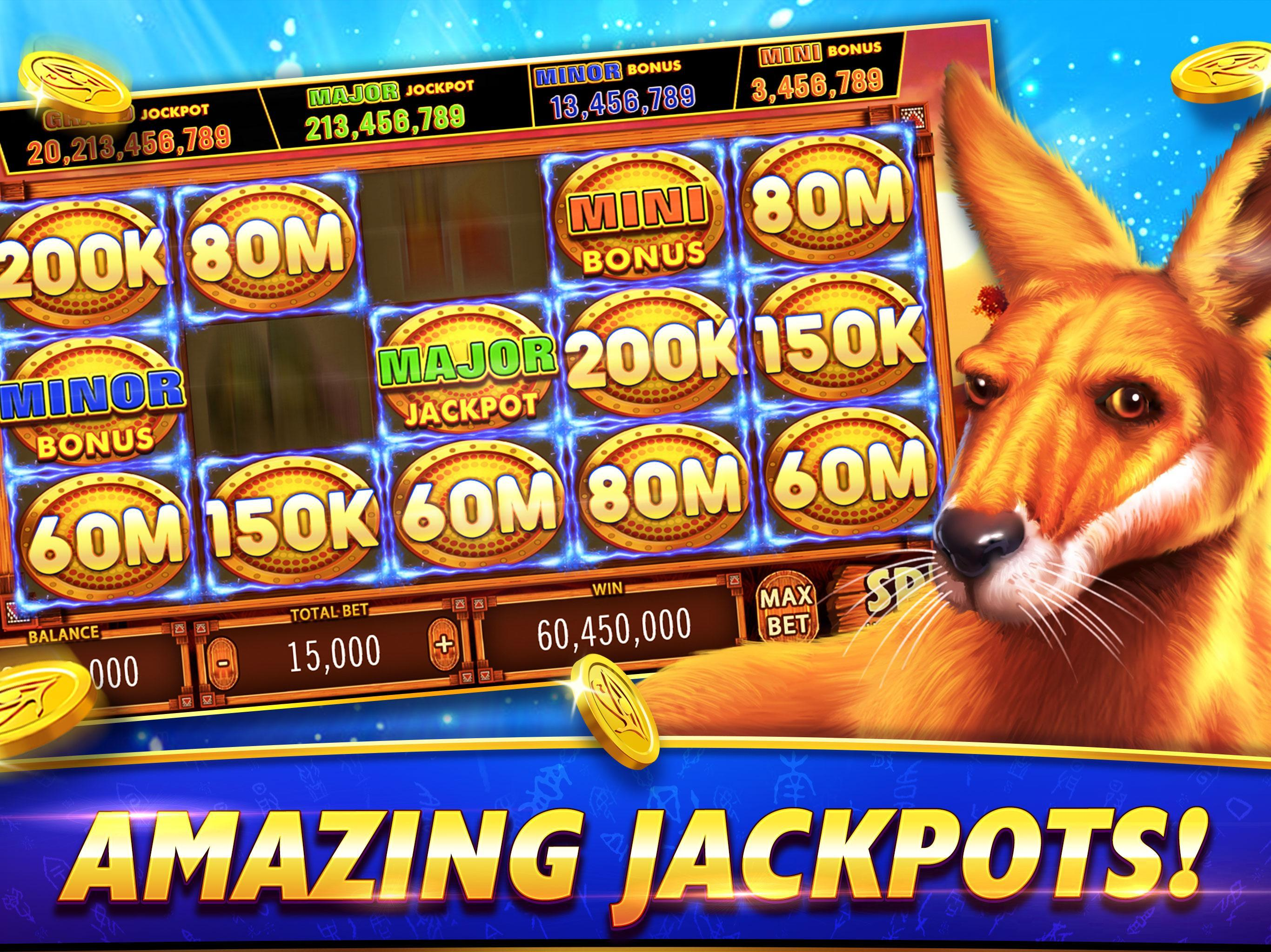 Thunder of Pyramid Slots - Free Casino 5.0 Screenshot 11