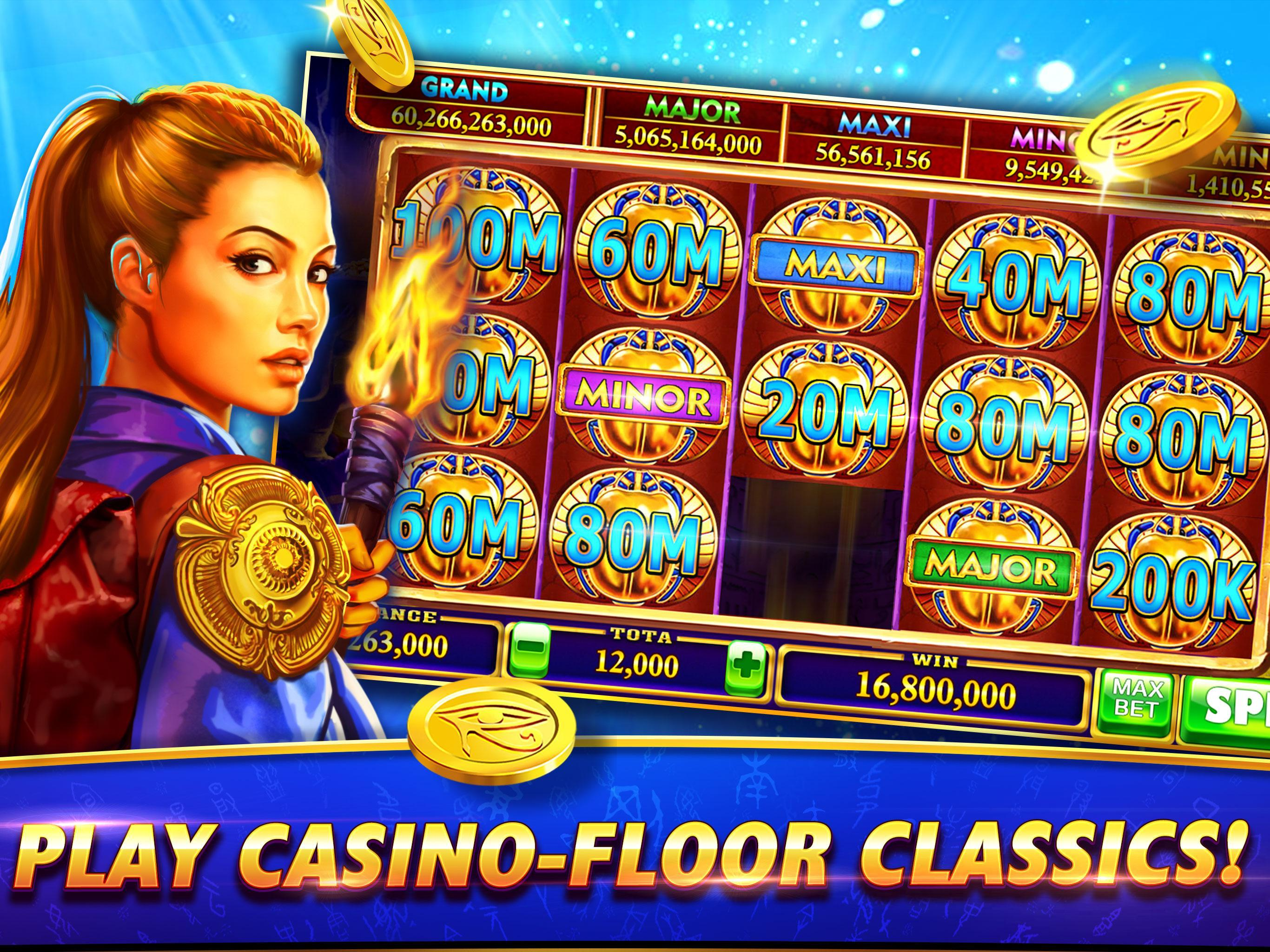 Thunder of Pyramid Slots - Free Casino 5.0 Screenshot 13