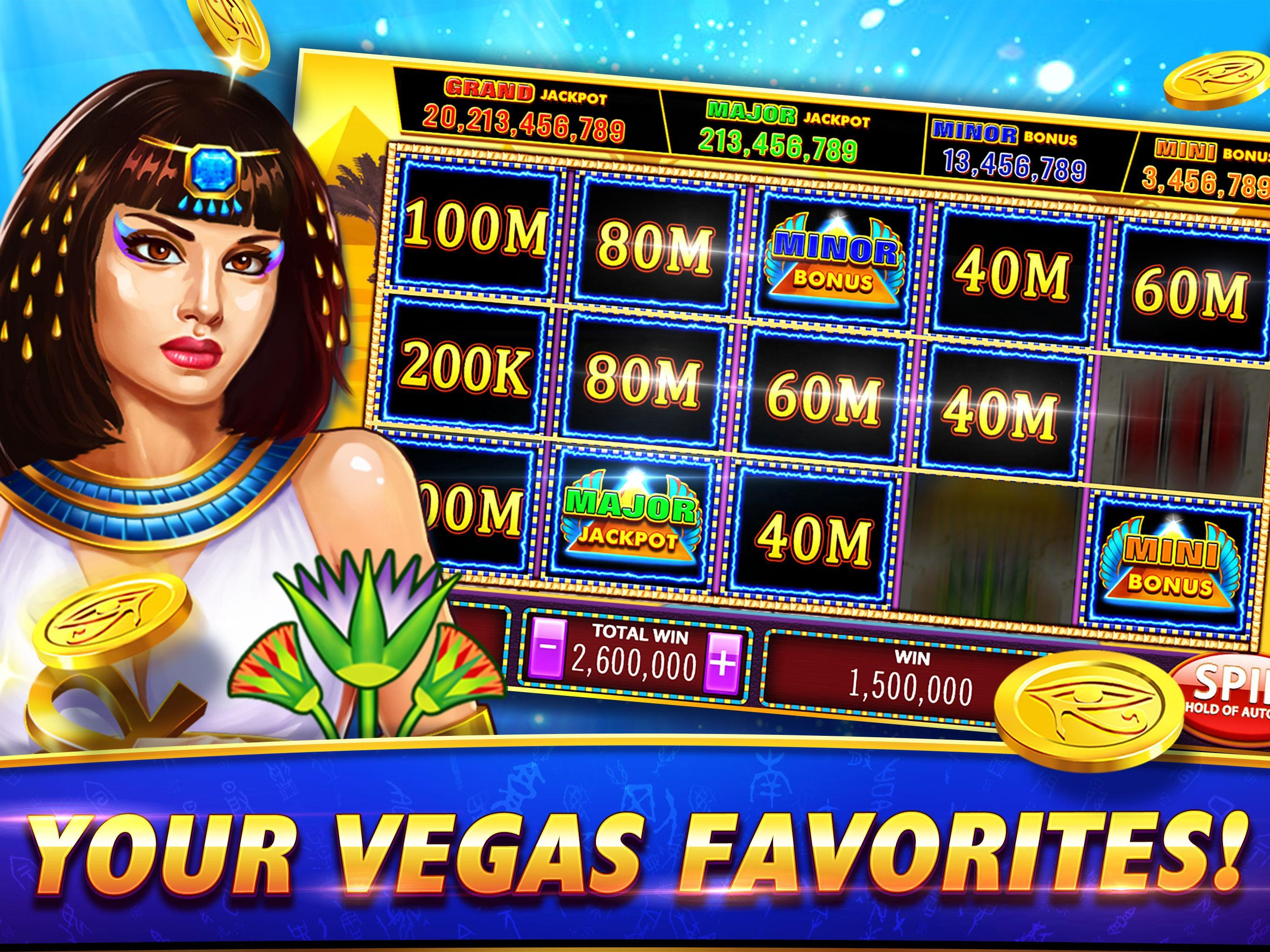 Thunder of Pyramid Slots - Free Casino 5.0 Screenshot 14