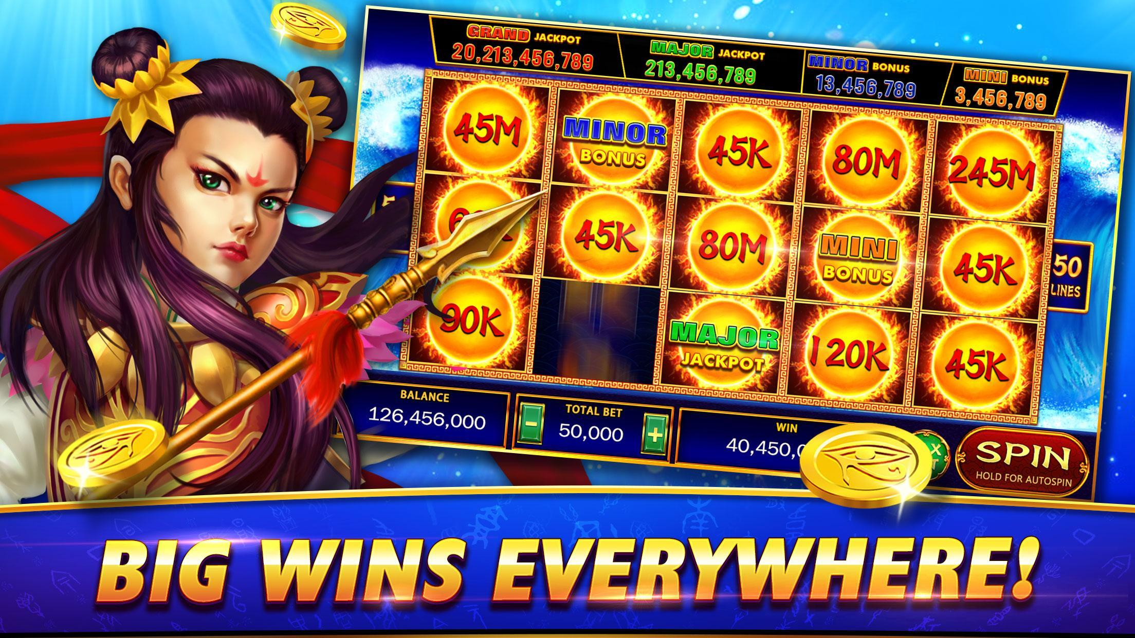 Thunder of Pyramid Slots - Free Casino 5.0 Screenshot 4