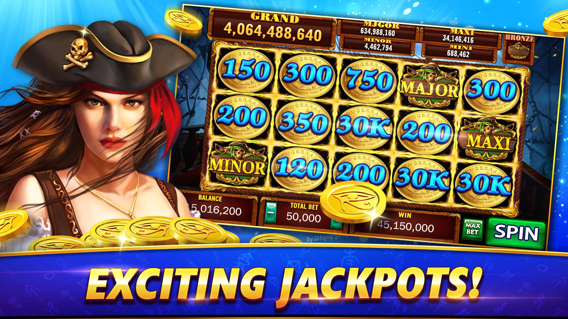 Thunder of Pyramid Slots - Free Casino 5.0 Screenshot 6
