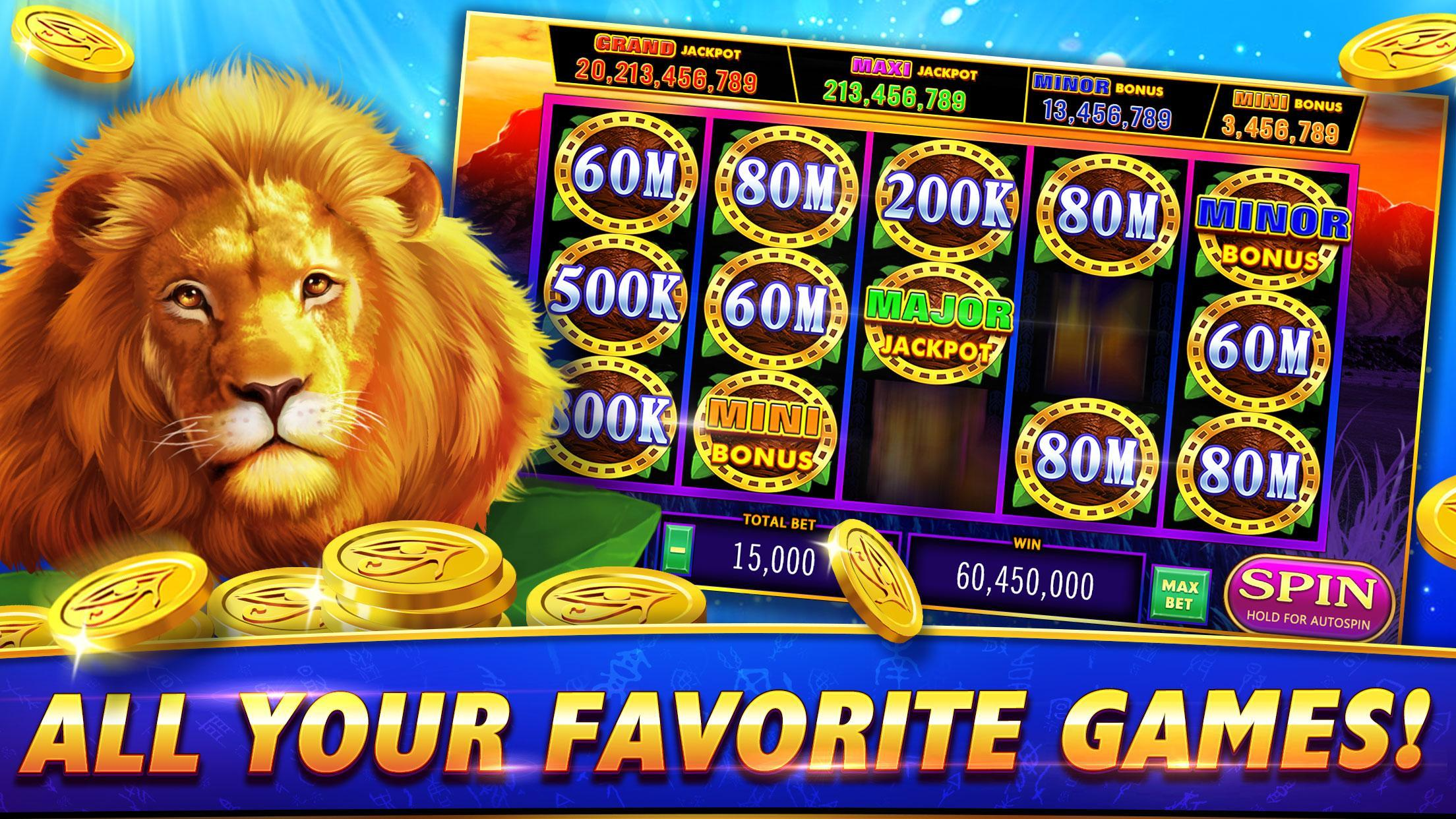 Thunder of Pyramid Slots - Free Casino 5.0 Screenshot 7