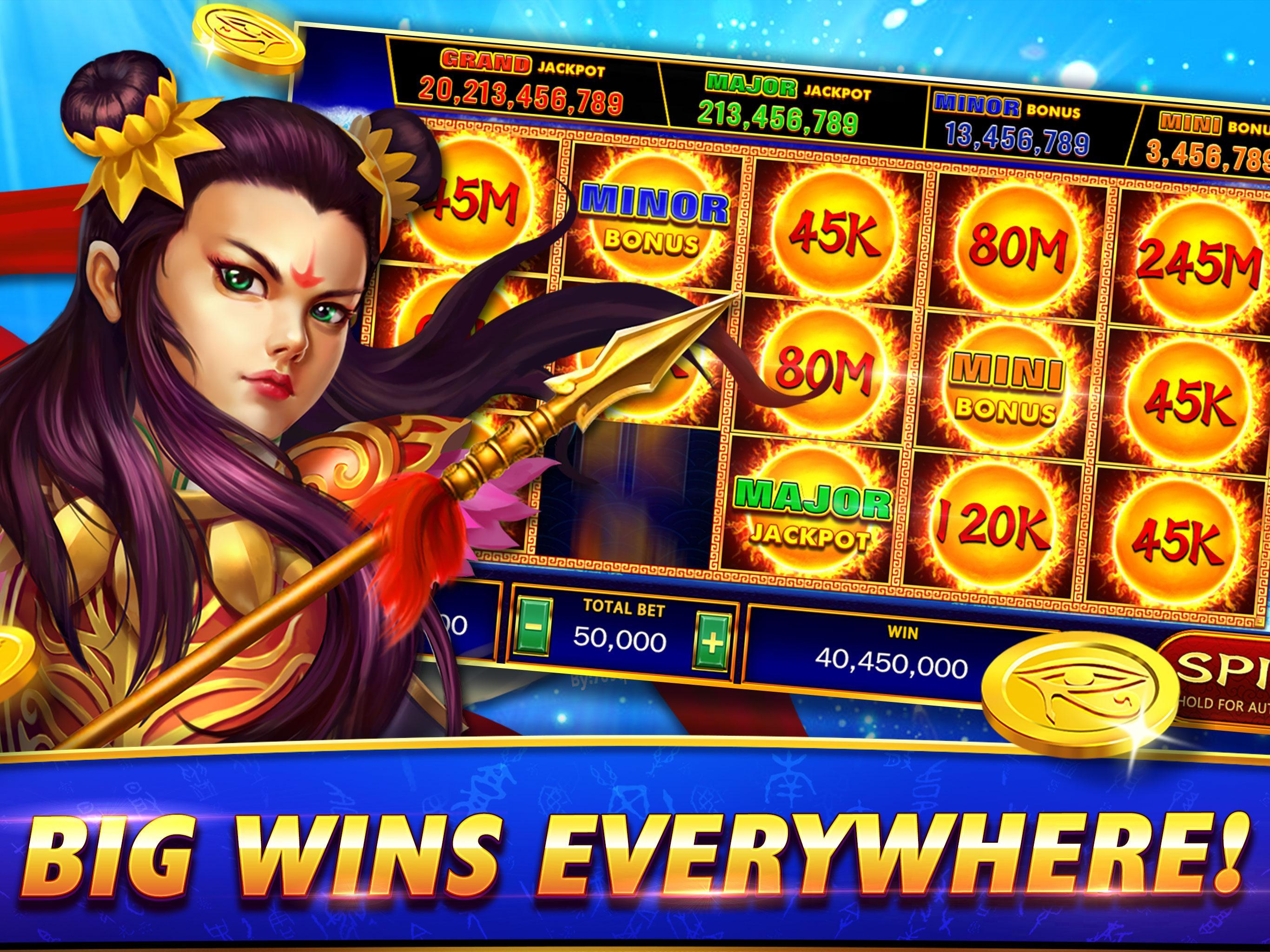 Thunder of Pyramid Slots - Free Casino 5.0 Screenshot 8