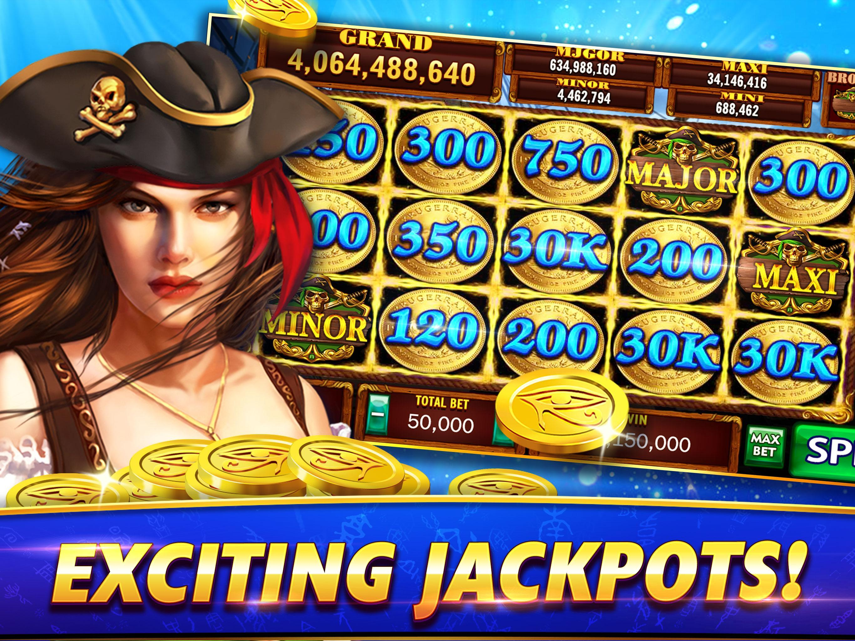 Thunder of Pyramid Slots - Free Casino 5.0 Screenshot 9