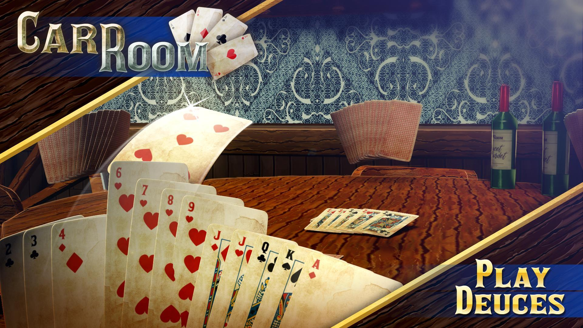 Card Room Deuces & Last Card, Playing Cards 1.2.3 Screenshot 6