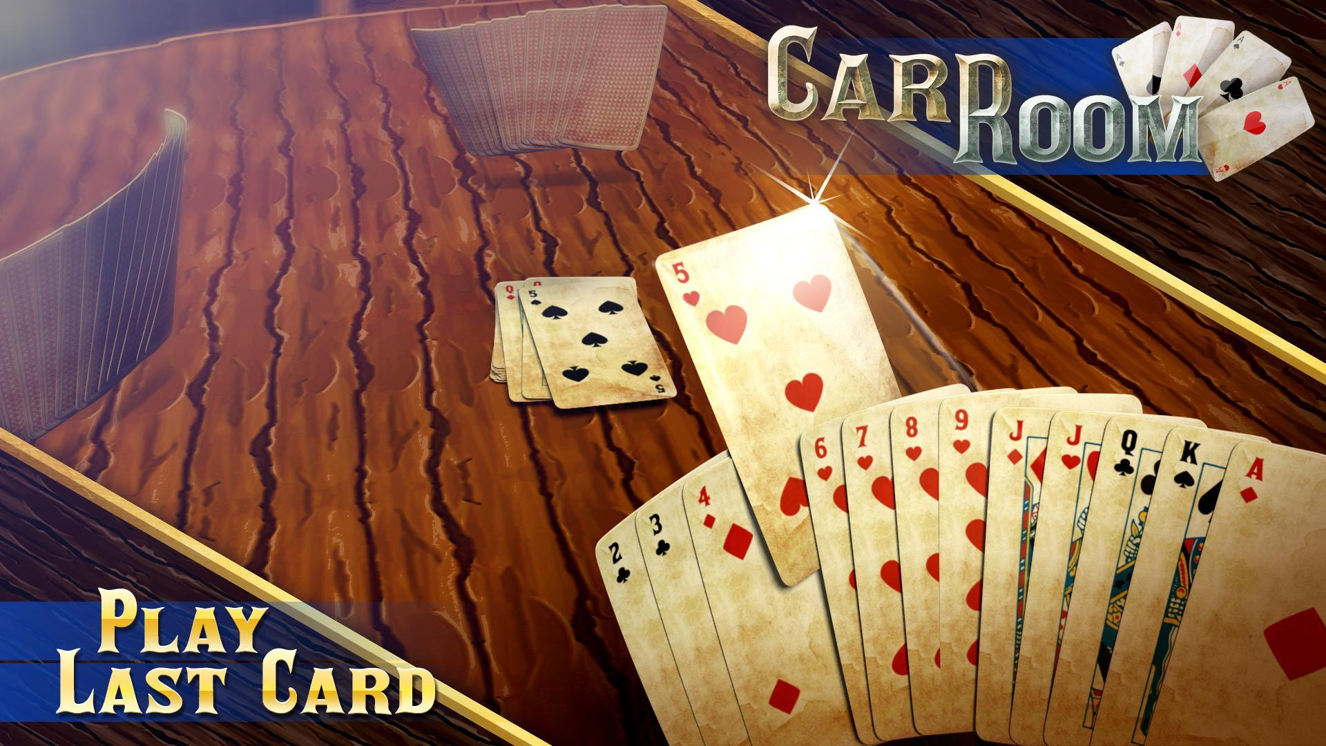 Card Room Deuces & Last Card, Playing Cards 1.2.3 Screenshot 7