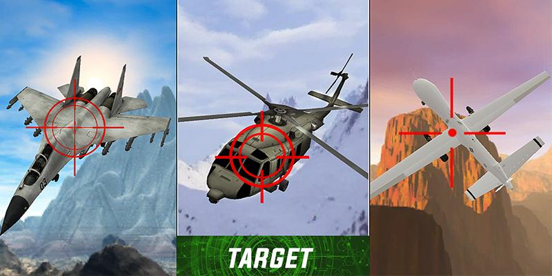 Military Missile Launcher:Sky Jet Warfare 1.0.7 Screenshot 2