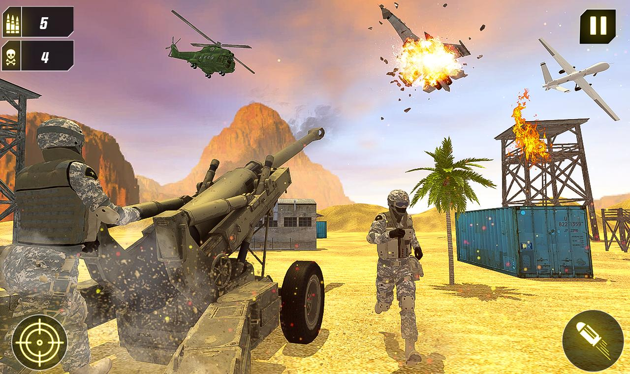Military Missile Launcher:Sky Jet Warfare 1.0.7 Screenshot 8