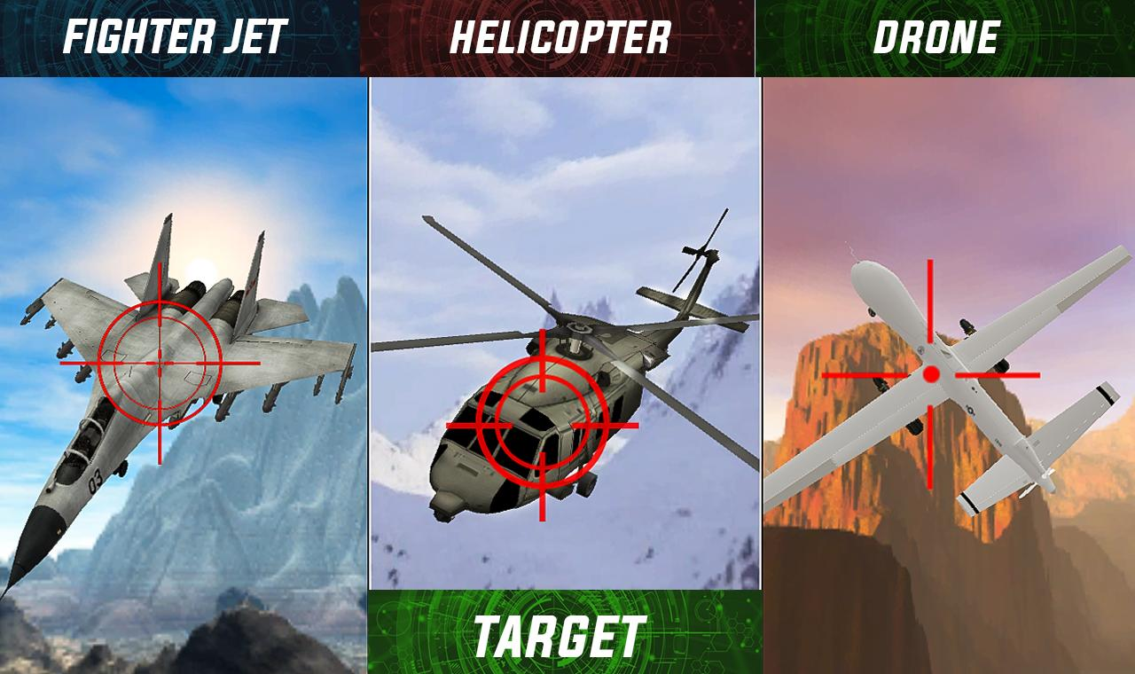 Military Missile Launcher:Sky Jet Warfare 1.0.7 Screenshot 9