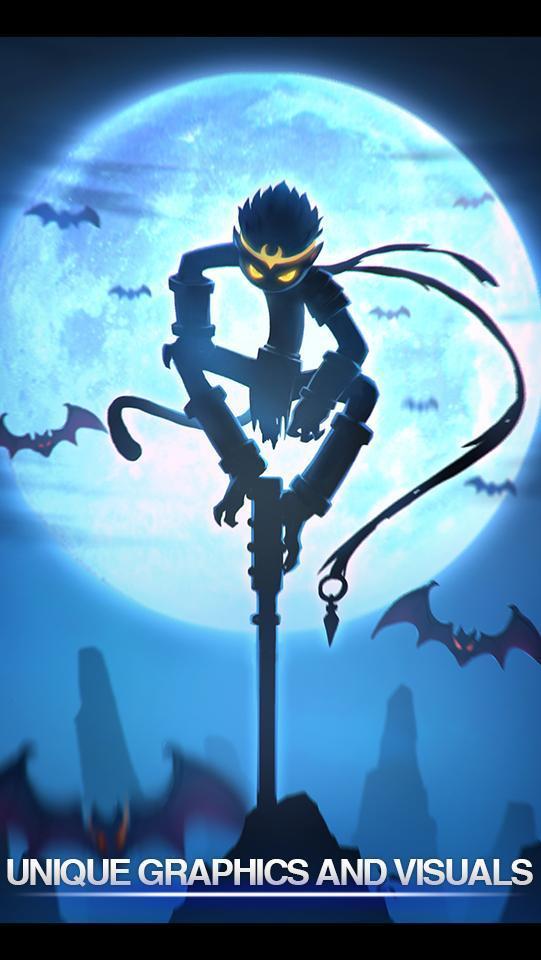 League of Stickman Free Shadow legends(Dreamsky) 6.0.5 Screenshot 1