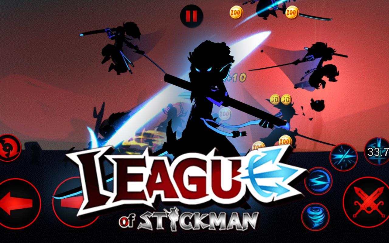 League of Stickman Free Shadow legends(Dreamsky) 6.0.5 Screenshot 14