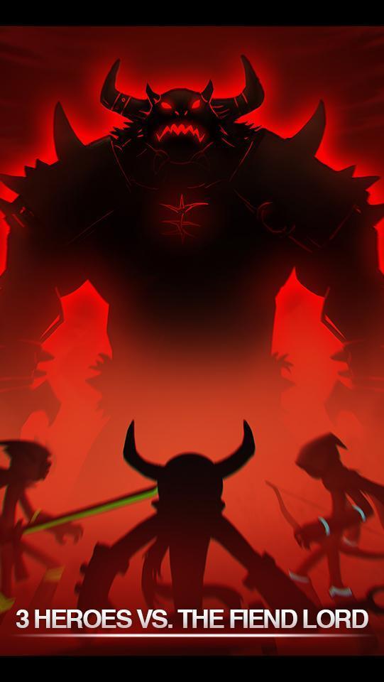 League of Stickman Free Shadow legends(Dreamsky) 6.0.5 Screenshot 2