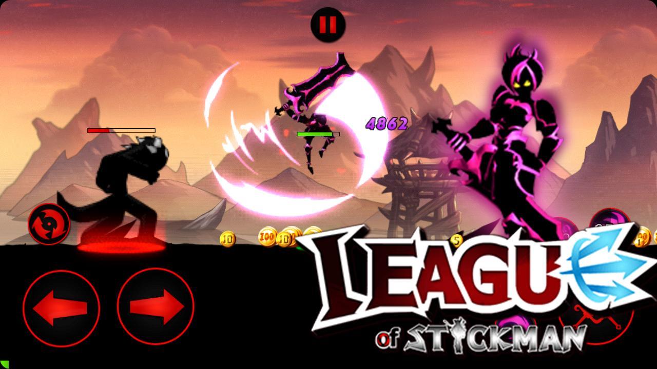League of Stickman Free Shadow legends(Dreamsky) 6.0.5 Screenshot 4