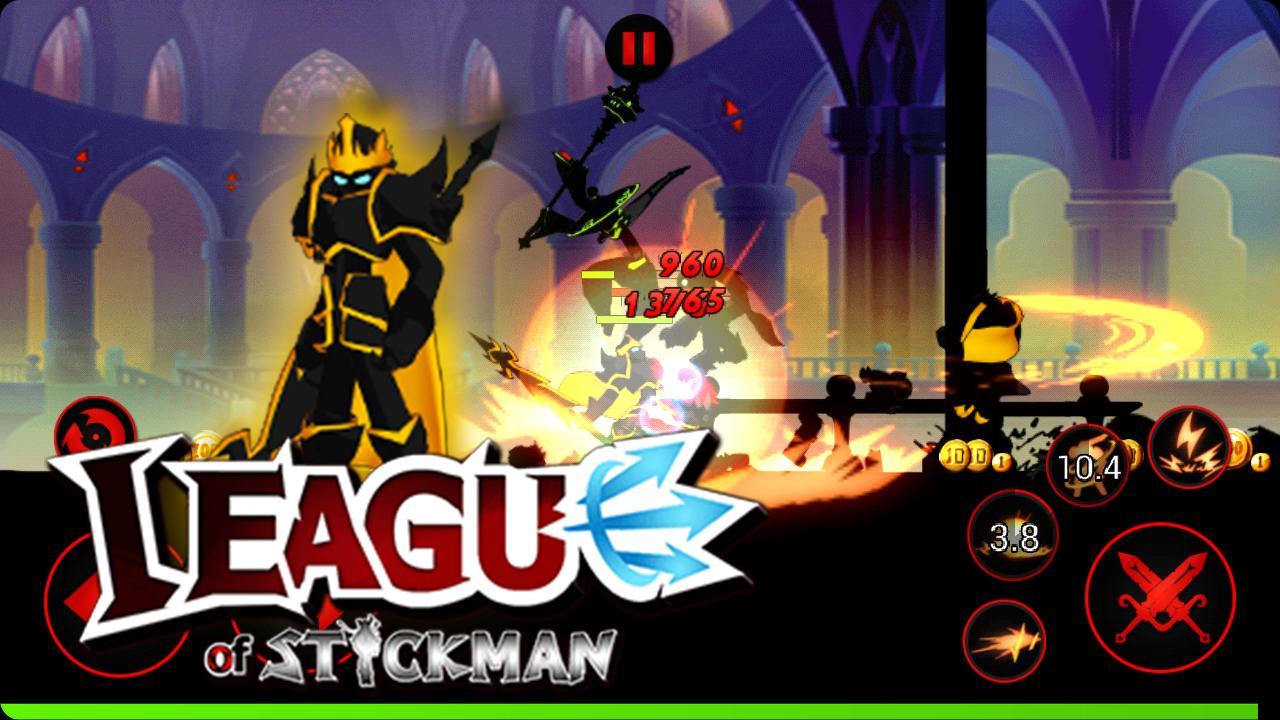 League of Stickman Free Shadow legends(Dreamsky) 6.0.5 Screenshot 5