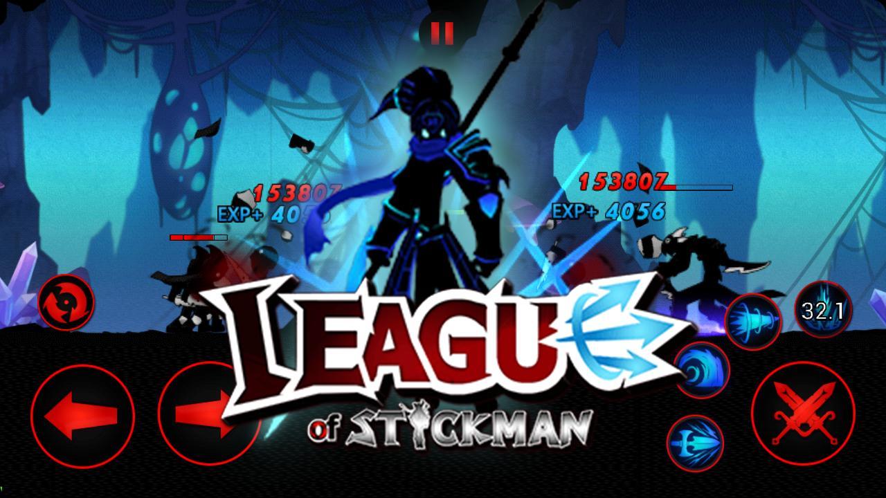 League of Stickman Free Shadow legends(Dreamsky) 6.0.5 Screenshot 6