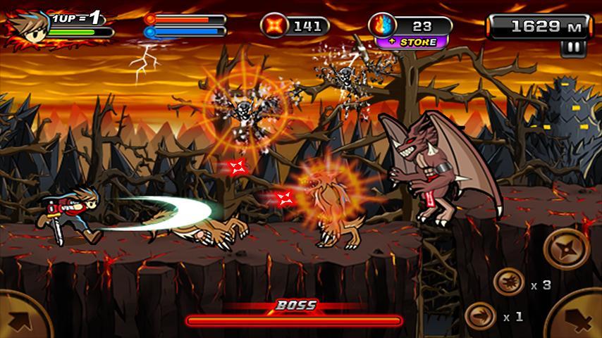 Devil Ninja 2 2.9.4 Screenshot 2