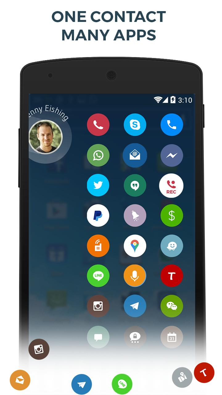 Contacts, Phone Dialer & Caller ID: drupe 3.049.00004-Rel Screenshot 6