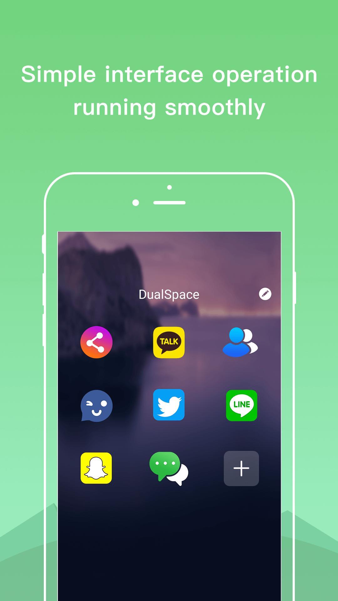 Dual Space - Multiple Accounts & App Cloner 3.2.5 Screenshot 1