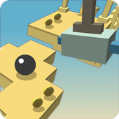 RYWO free 3D roll ball game app icon