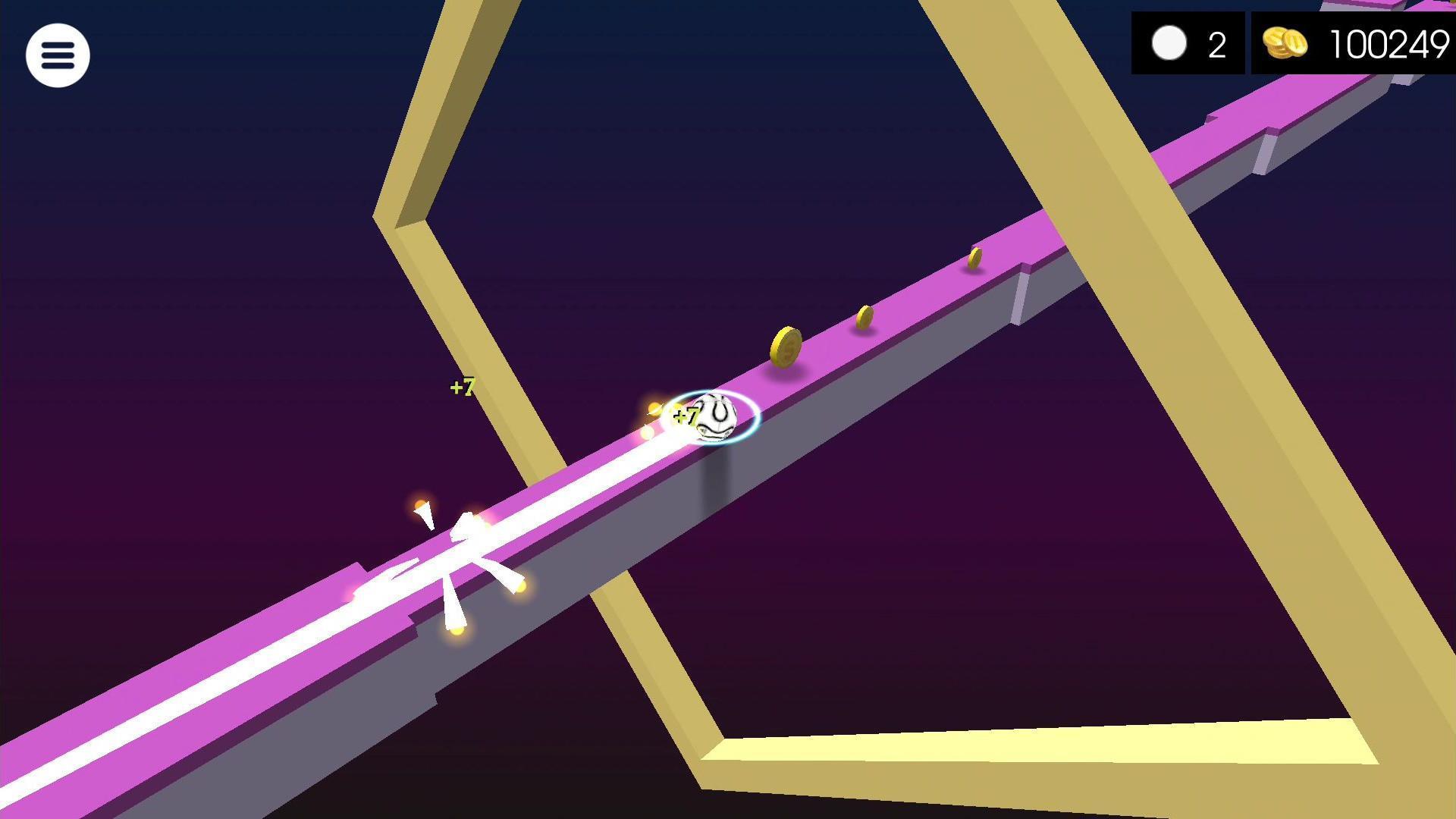 RYWO free 3D roll ball game 1.2.3 Screenshot 11