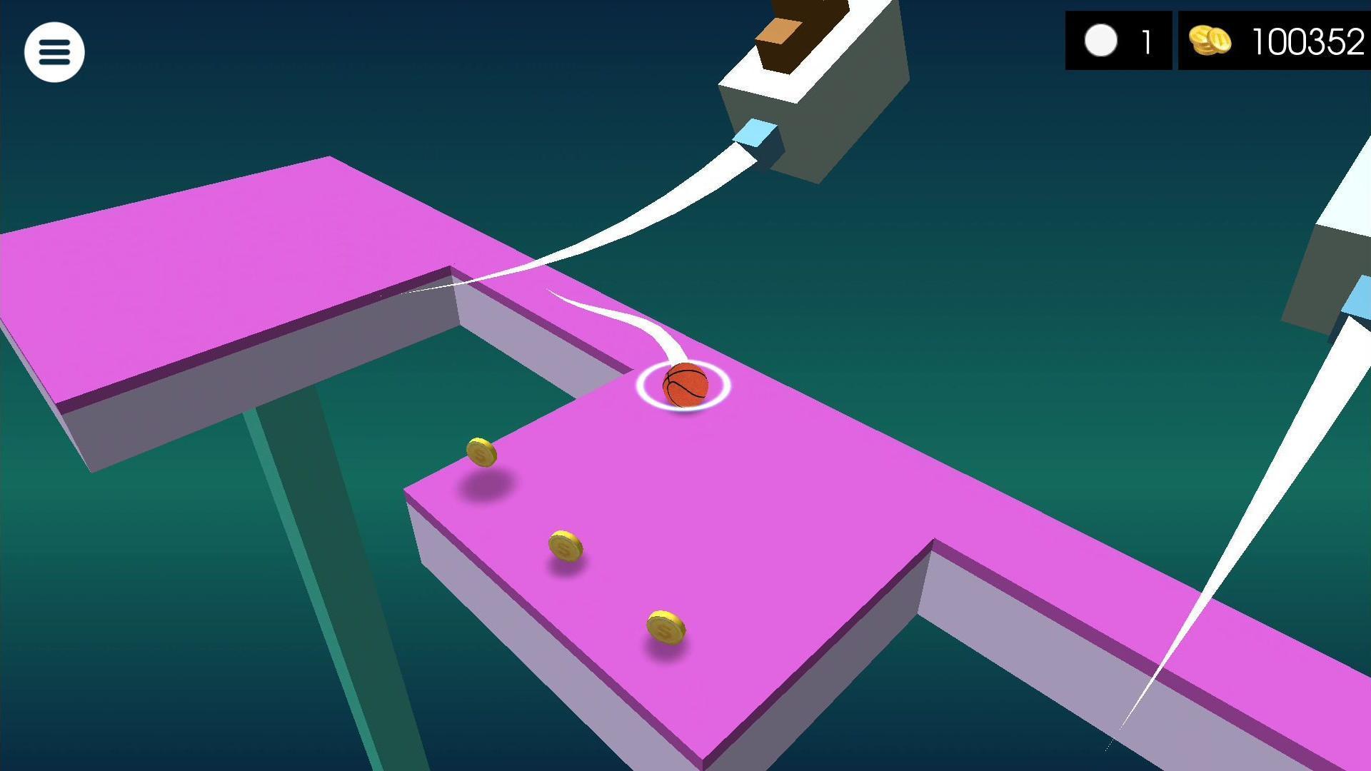 RYWO free 3D roll ball game 1.2.3 Screenshot 12