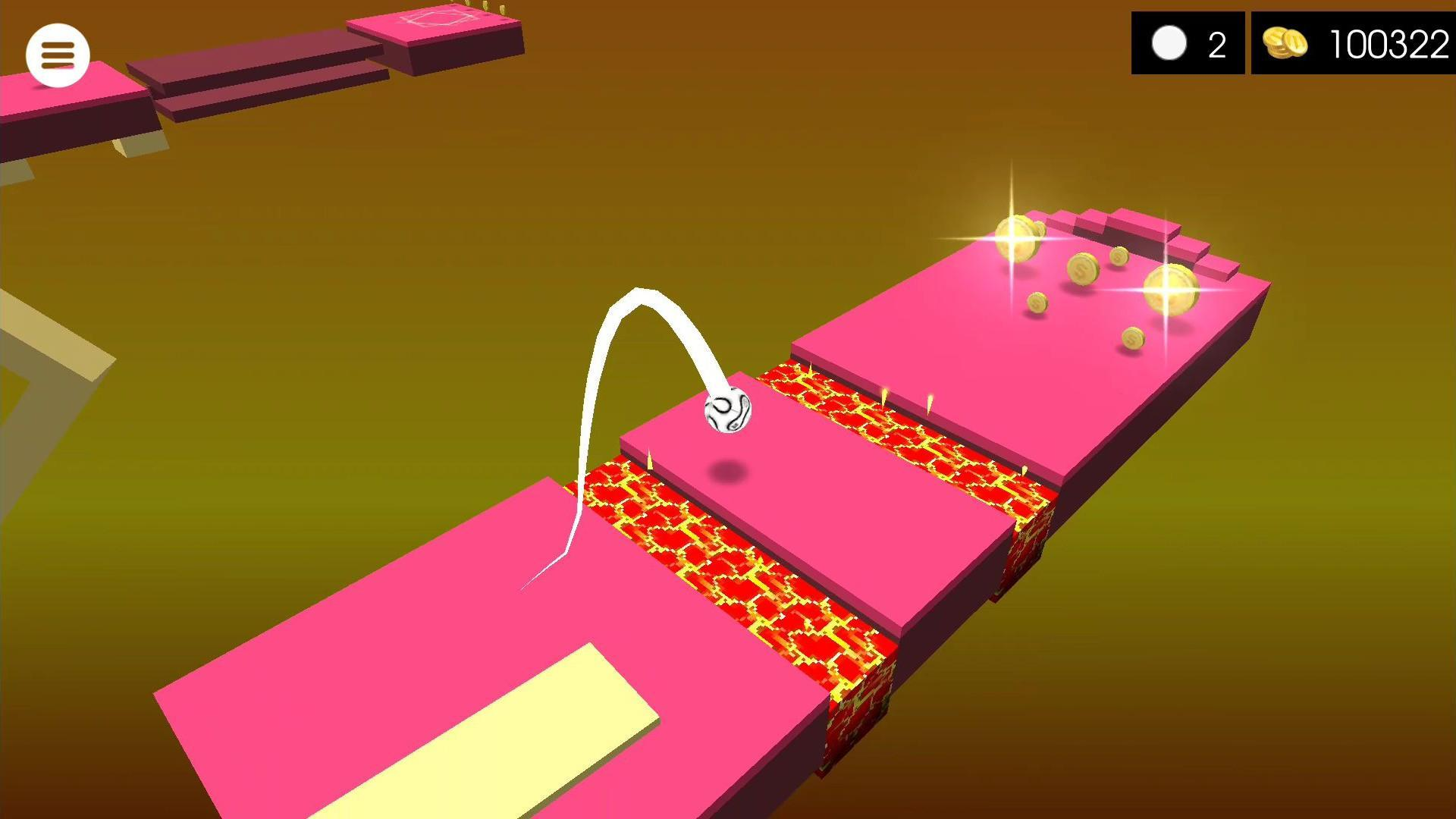 RYWO free 3D roll ball game 1.2.3 Screenshot 3