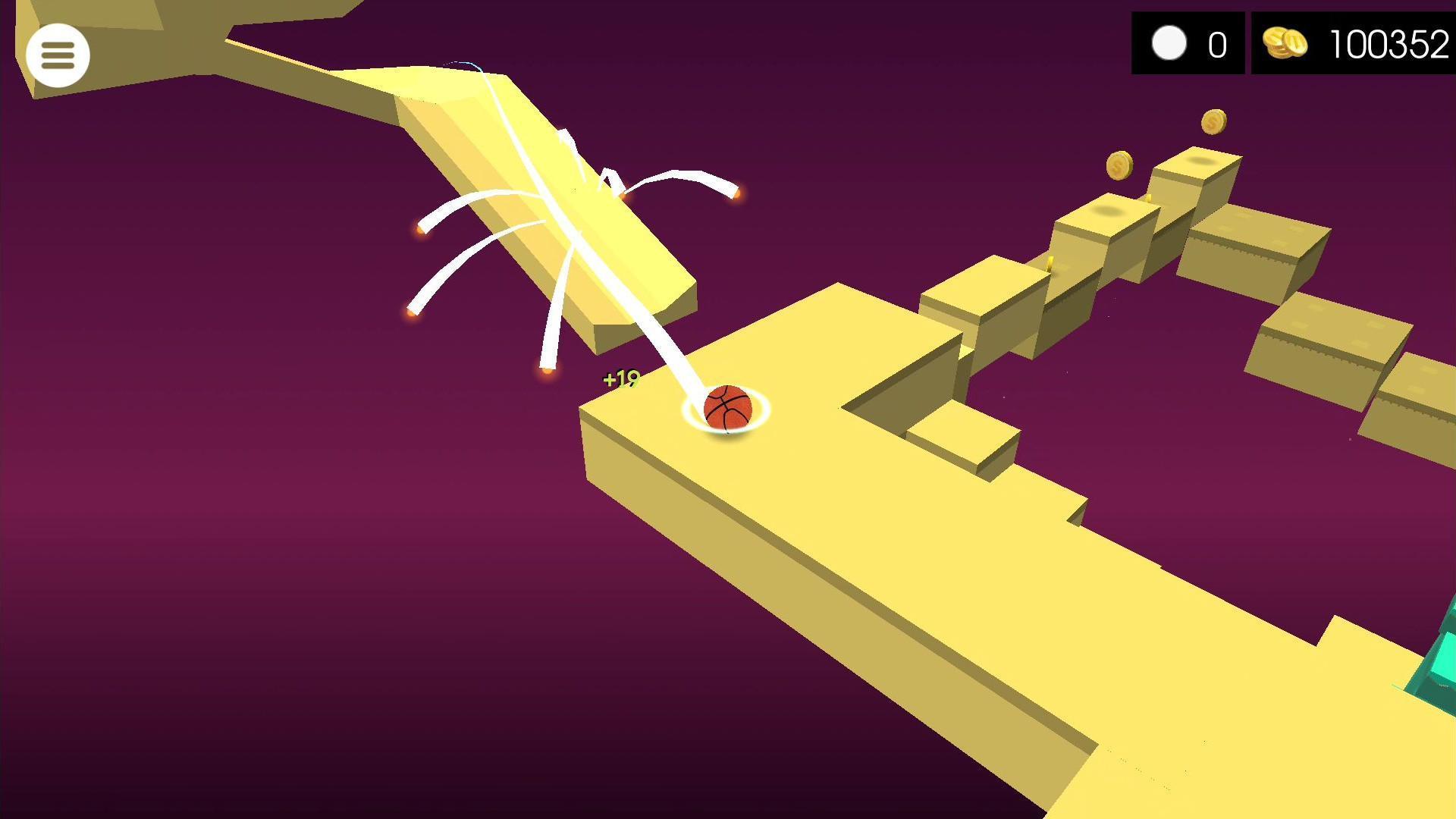 RYWO free 3D roll ball game 1.2.3 Screenshot 4