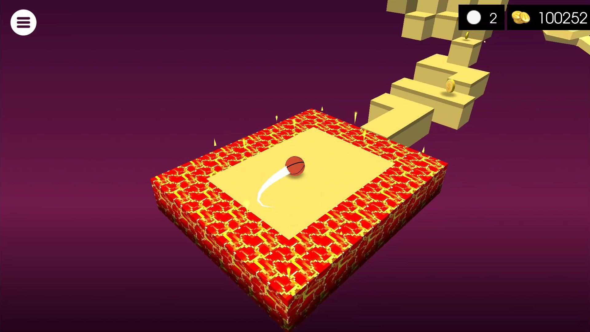 RYWO free 3D roll ball game 1.2.3 Screenshot 7