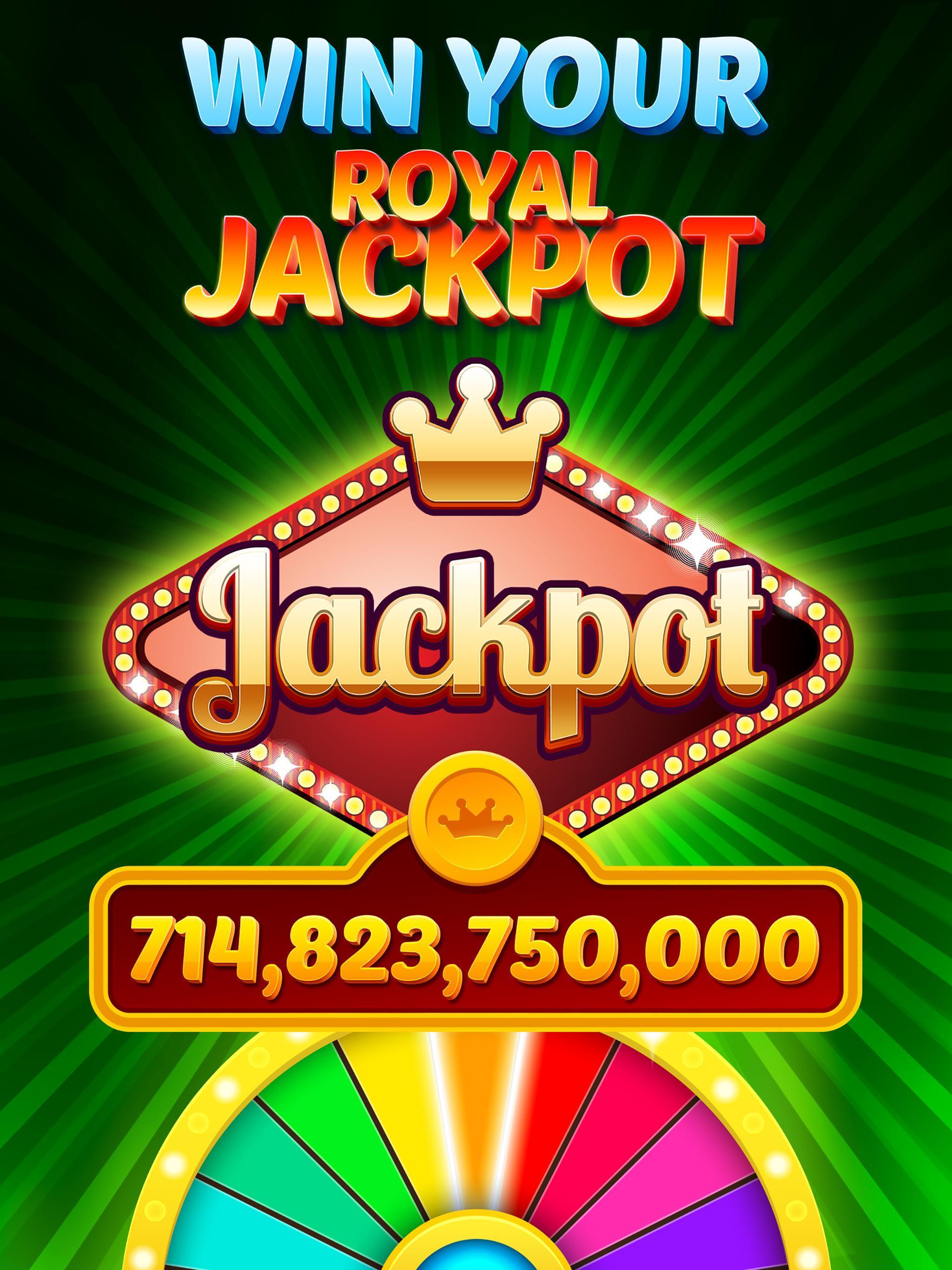 Classic 777 Slot Machine: Free Spins Vegas Casino 2.23.0 Screenshot 10