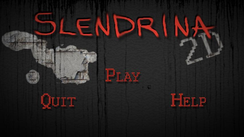 Slendrina 2D 1.2.2 Screenshot 1