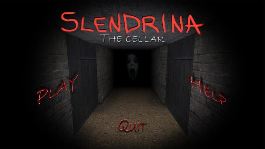 Slendrina:The Cellar (Free) 1.8.2 Screenshot 1