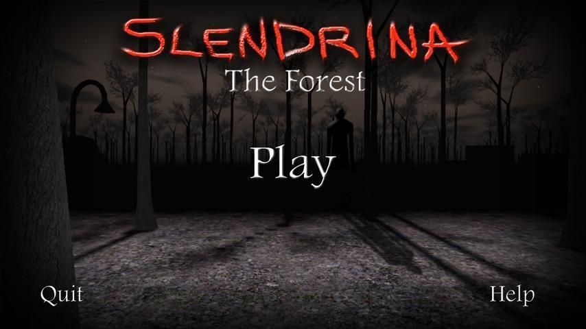 Slendrina: The Forest 1.0.3 Screenshot 1
