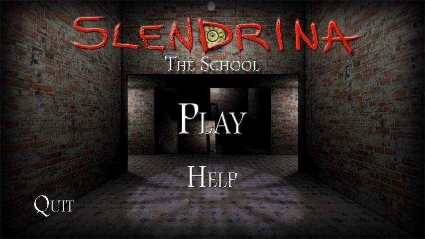 Slendrina: The School 1.2.1 Screenshot 1