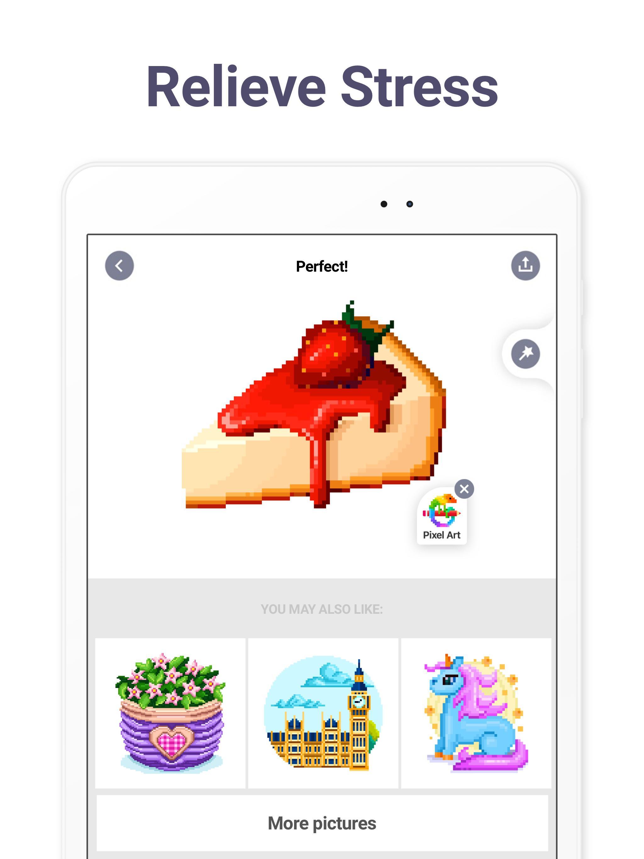 Pixel Art Color by Number 6.6.1 Screenshot 16