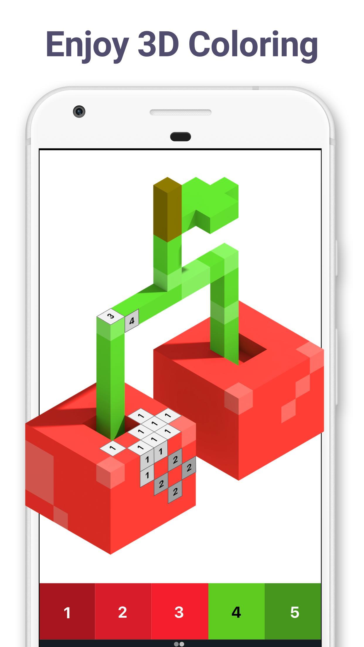 Pixel Art Color by Number 5.1.3 Screenshot 7
