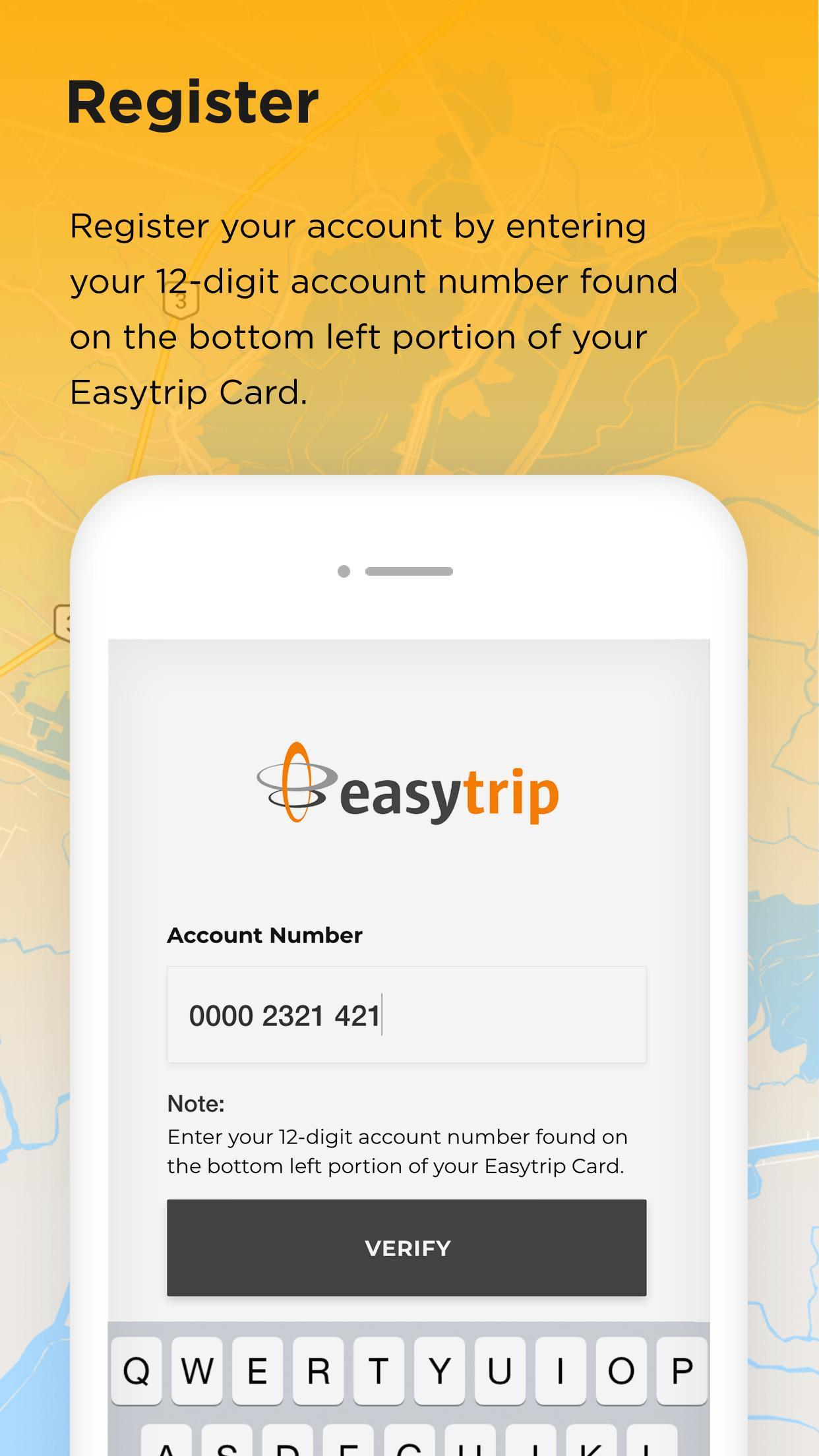Easytrip Services Corporation 2.1.2 Screenshot 1