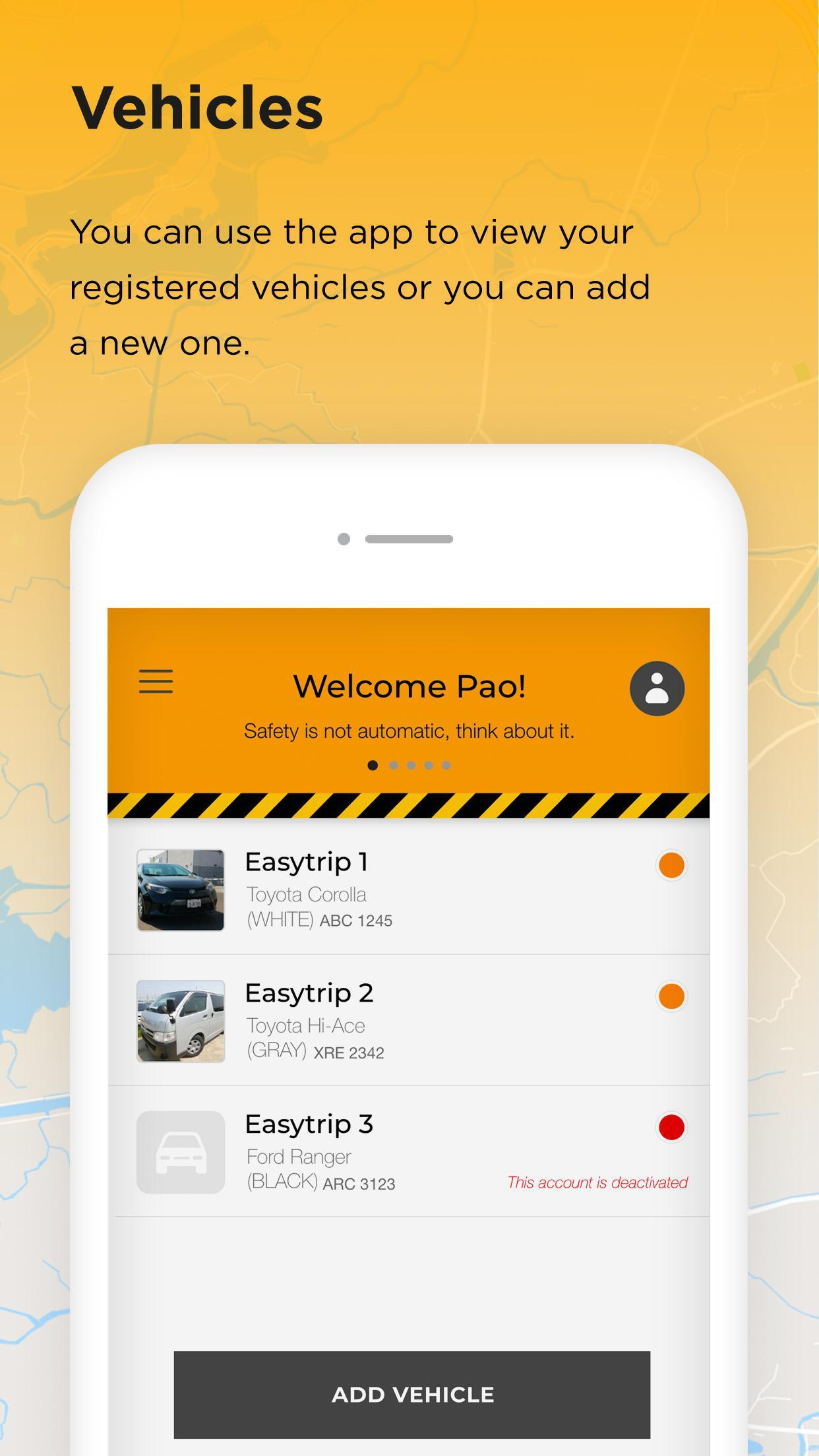 Easytrip Services Corporation 2.1.2 Screenshot 2