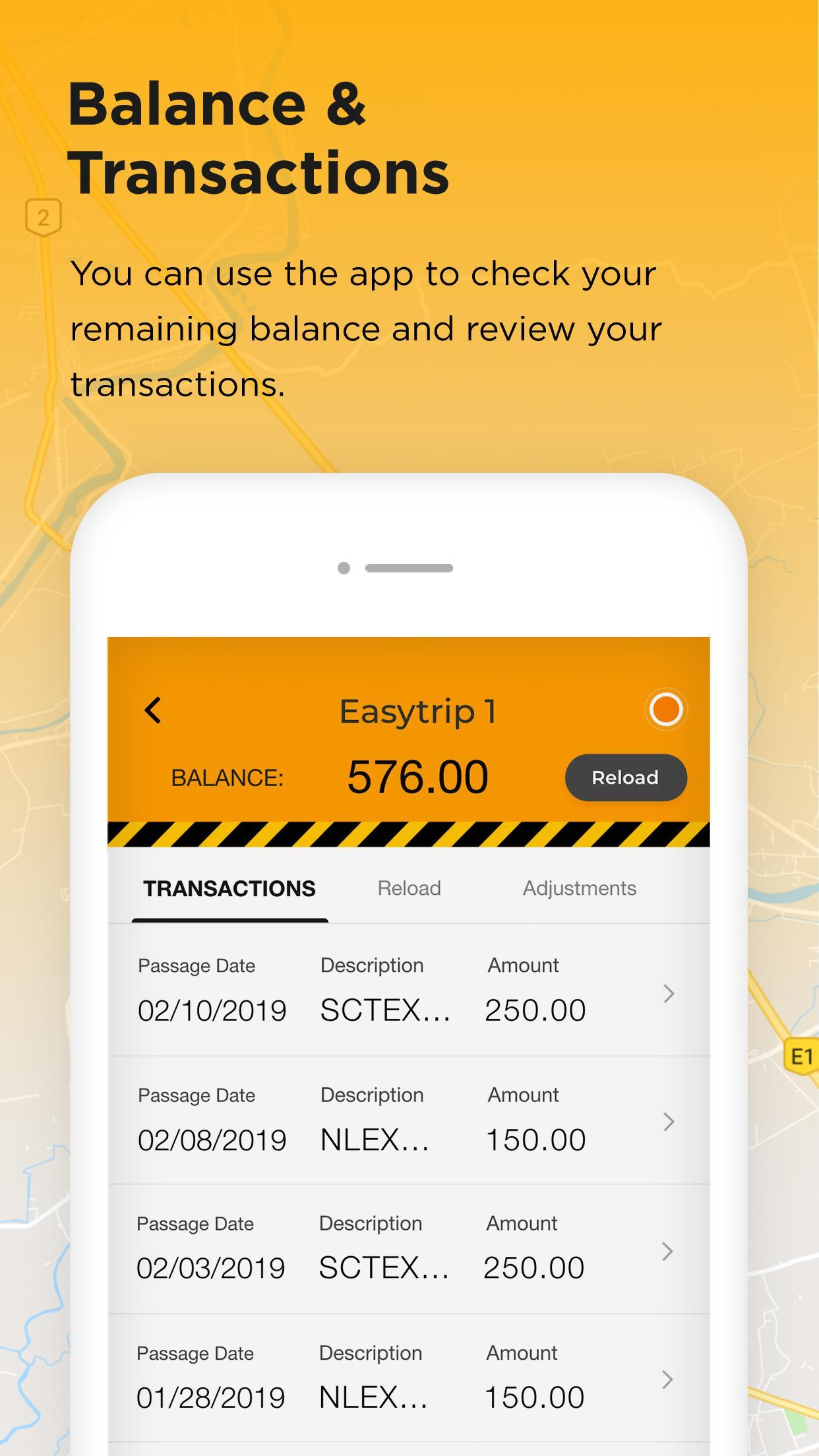Easytrip Services Corporation 2.1.2 Screenshot 3