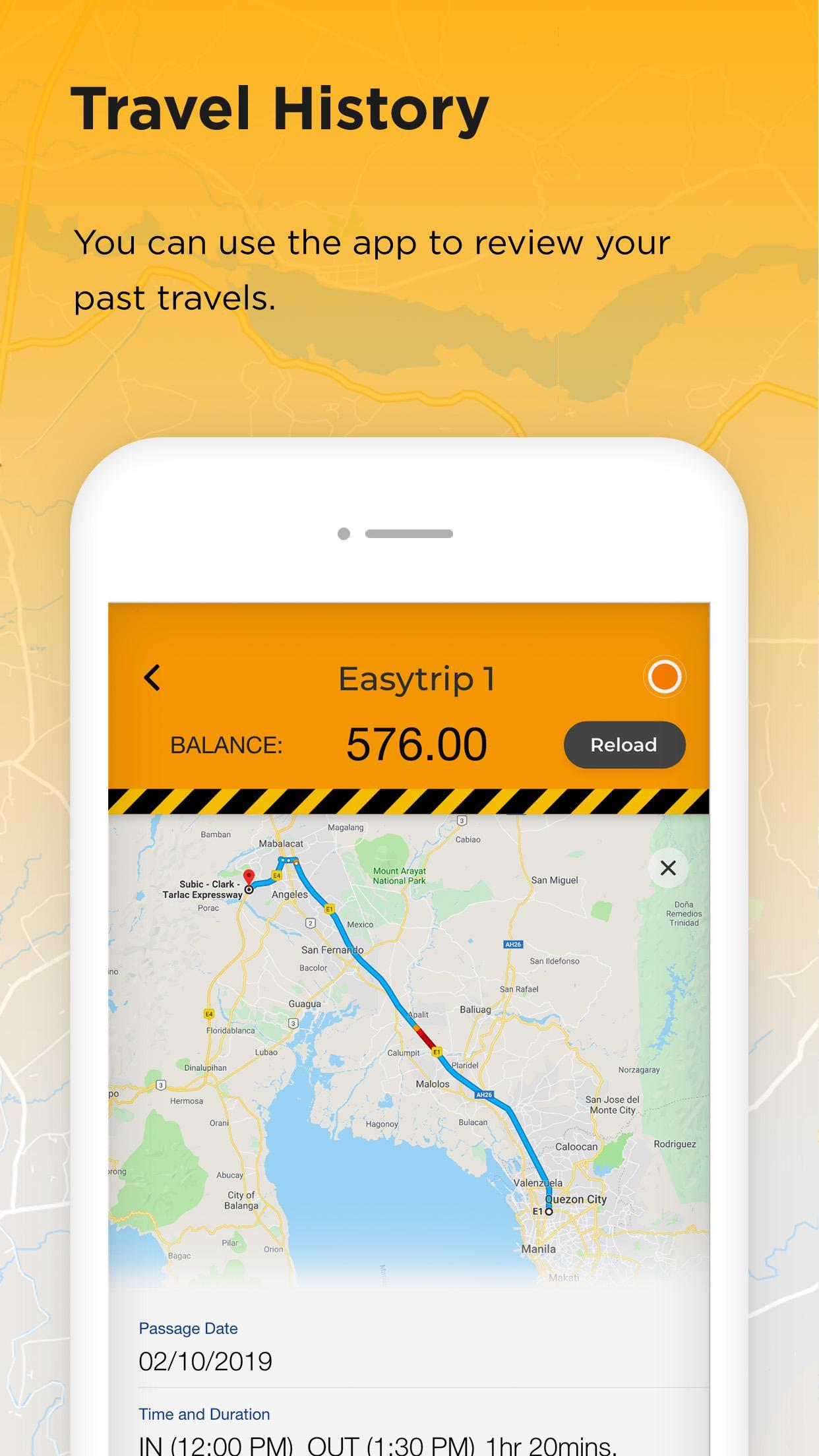 Easytrip Services Corporation 2.1.2 Screenshot 5