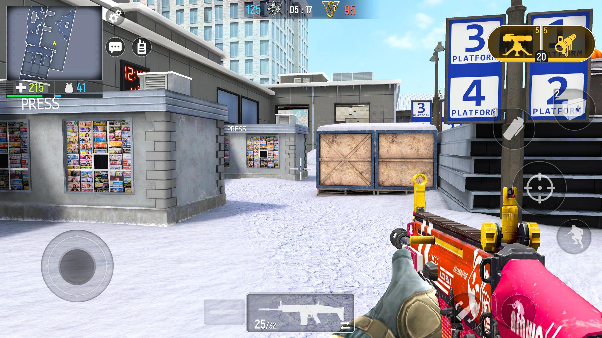 Modern Ops Online FPS (Gun Games Shooter) 5.25 Screenshot 18