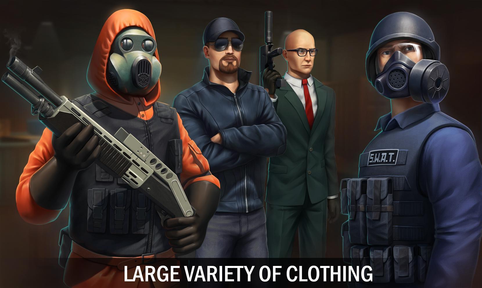 Crime Revolt - Online FPS (PvP Shooter) 2.18 Screenshot 12
