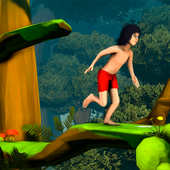 Kids Jungle Adventure Free Running Games 2019 app icon