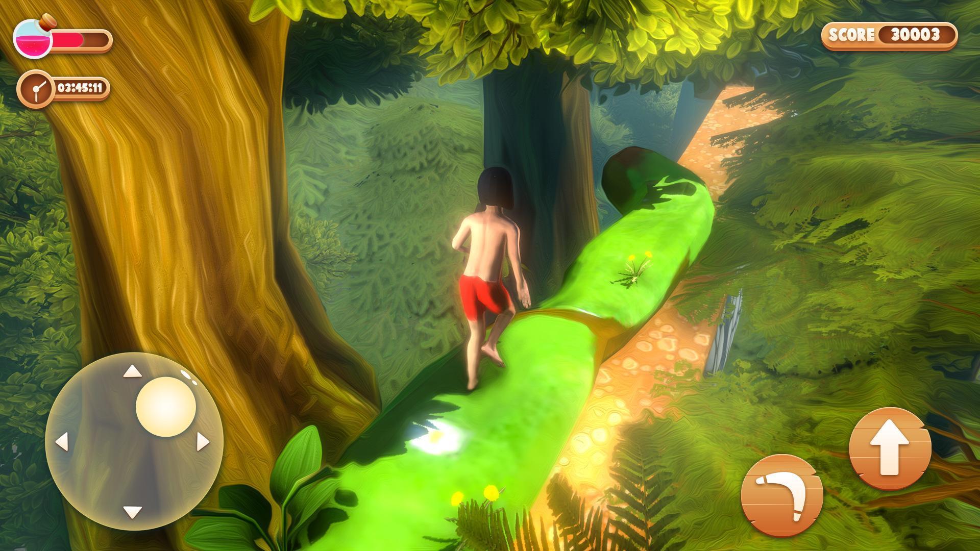 Kids Jungle Adventure Free Running Games 2019 80 Screenshot 1