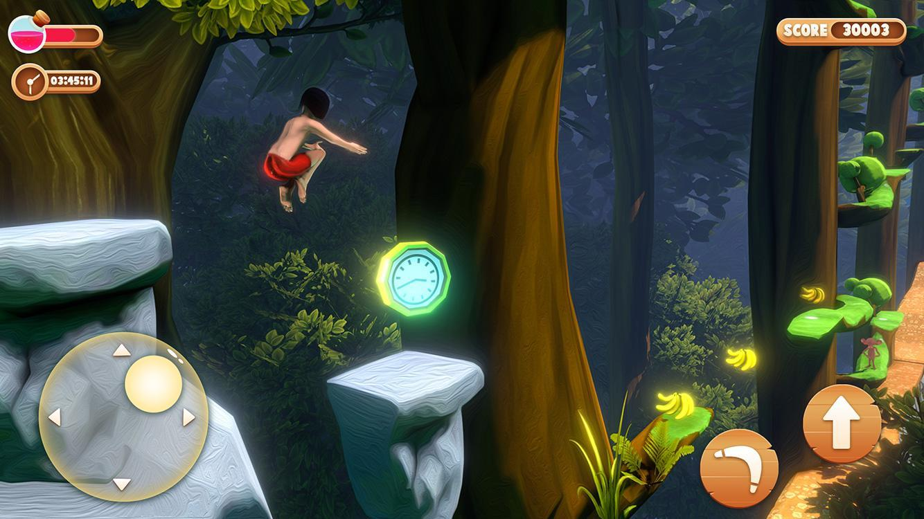 Kids Jungle Adventure Free Running Games 2019 80 Screenshot 12