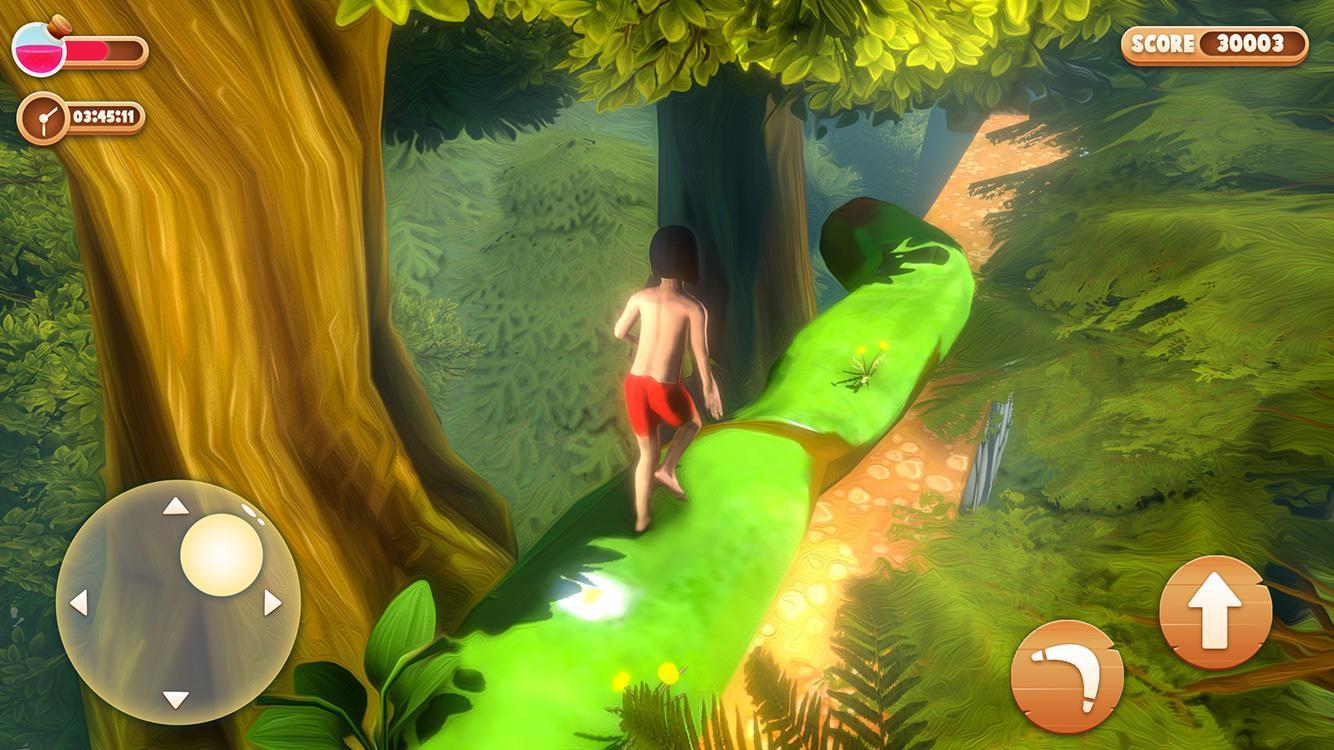 Kids Jungle Adventure Free Running Games 2019 80 Screenshot 5