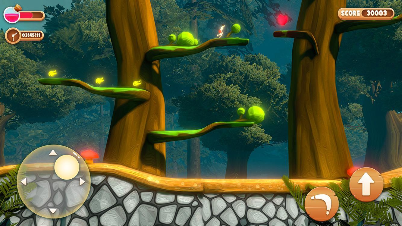 Kids Jungle Adventure Free Running Games 2019 80 Screenshot 6