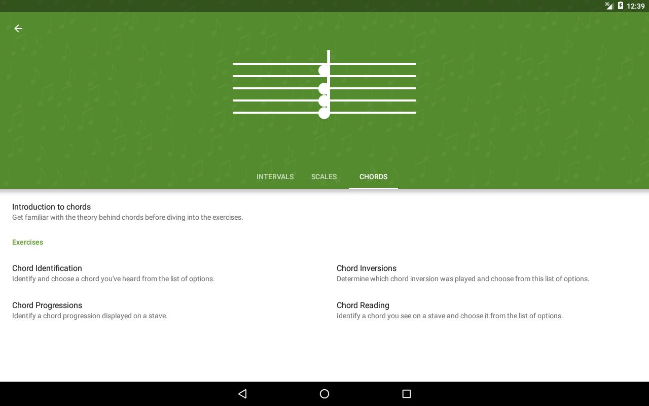 Perfect Ear Music Theory, Ear & Rhythm Training 3.8.66 Screenshot 10